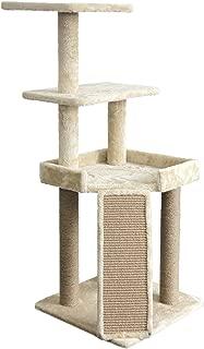AmazonBasics Cat Tree with Platform, Regular Sizes
