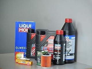 MotorFunSports onderhoudsset - Can AM Outlander 650, met oliefilter, bougie, inspectie