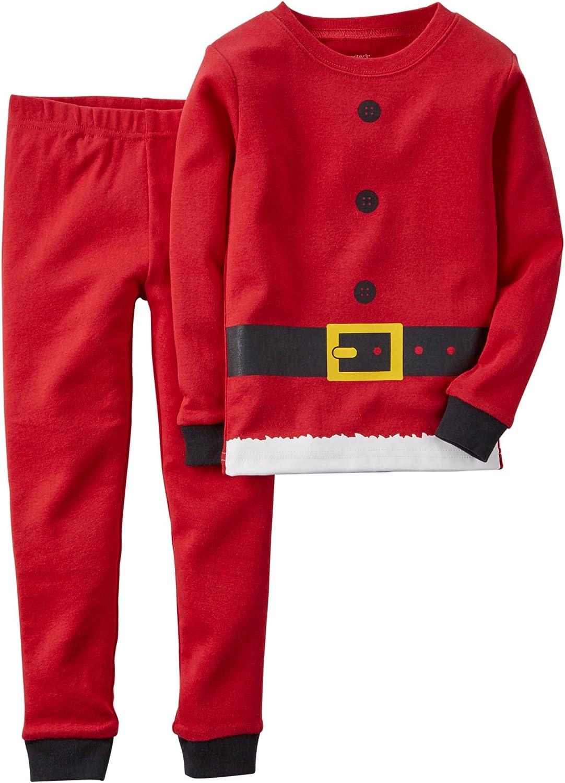 Carter's Baby Boys Cotton 2 Piece Snug Fit Pajamas