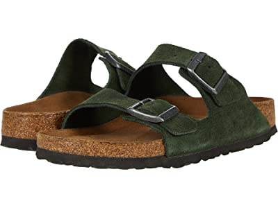 Birkenstock Arizona Soft Footbed Suede (Unisex)