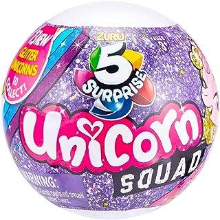 ZURU 5 Surprise Glitter Unicorn Squad Series 2 Mystery Collectible Capsule