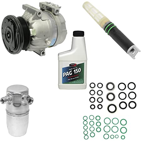 Universal Air Conditioner KT 4580 A//C Compressor and Component Kit