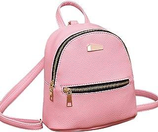 Amazon.es: Rosa - Bolsos mochila / Bolsos para mujer