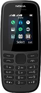Nokia 16KIGB01A08 Mobiltelefon, 4 MB ROM, Svart