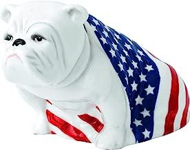 Royal Doulton Bulldogs Figurine, Sam USA