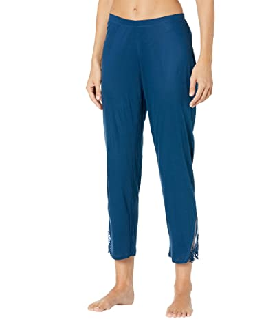 La Perla Zephyr Capri Pants (Denim) Women