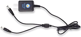 Best Educator CHARGER-300/400 Dual Lead Charger for Series 300 and 400 Training Collars with Round Charging Ports, Black Review