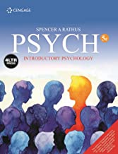 Psych Introductory Psychology 5Th Edition [Paperback] Spencer A. Rathus