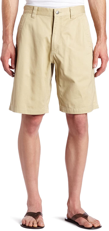 Mountain Khakis Men's Teton Twill Short Relaxed Fit