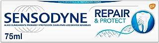Sensodyne Repair & Protect - Pasta de dientes con flúor, alivia la sensibilidad dental - 75 ml