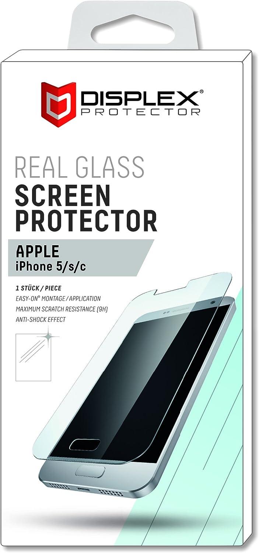 Displex Real Glass Apple Iphone 5 5s 5c Se Elektronik