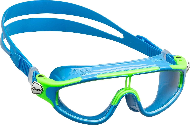Cressi Baloo Gafas de natación, Unisex niños