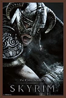 Trends International Elder Scrolls V: Skyrim-Aerial Wall Poster, 22.375