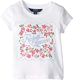 be43ae0d71e7a White. 0. Polo Ralph Lauren Kids. Cotton Jersey Graphic Tee (Toddler).   29.50. New. Elite Blue