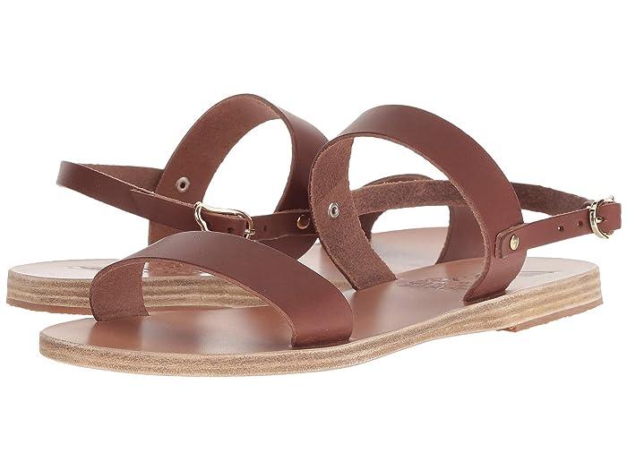 Ancient Greek Sandals  Clio (Cotto) Womens Sandals