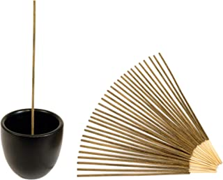 Natural Choice Cup Style Incense Holder (Black)