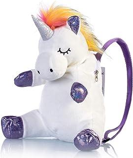 Meowtastic - Mochila para niños, diseño de unicornio peque