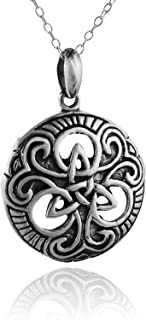 Best celtic swirl triquetra trinity knot Reviews