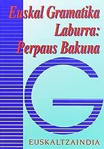 Euskal gramatika laburra: perpaus bakuna