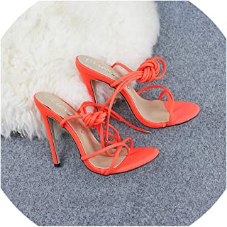 Surprise S High 11.5Cm Thin Heels Women Pumps Sandals Shoes Woman Ladies Pointed Toe High Heels