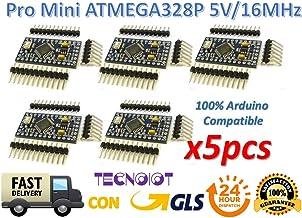 Mejor Arduino Pro Mini Ethernet de 2021 - Mejor valorados y revisados