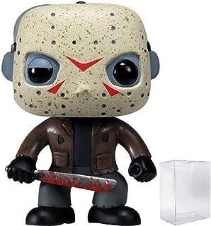 Funko POP. Movies: Friday the 13th–Jason Voorhees figura (incluido de vinilo con Pop Box Protector Caso)