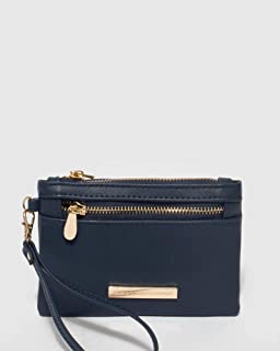 Navy Yara Purse