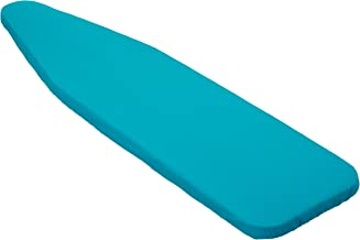 Honey-Can-Do Basic Ironing Board Cover with Silicone Coated Pad (Blue)