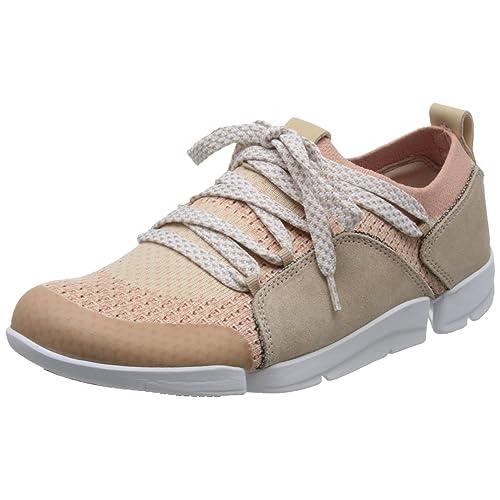 Clarks Tri Amelia, Zapatillas para Mujer