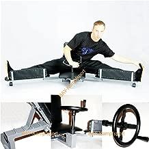 Beintrainer,Legs Ligament Stretcher,Yoga Tanz Fitness Maschine Professionelle Flexibilit/ät Trainingsger/äte Ballett Bein Extension Maschine waysad Beinspreizer,Beinspreizer Metall