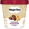 Haagen-Dazs, Chocolate Peanut Butter Ice Cream, 14 oz (Frozen)