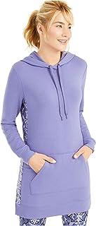 Ideology Women's Sweatshirt Hoodie Tunic