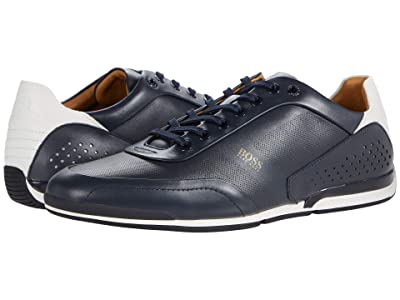 BOSS Hugo Boss Saturn Lowtop Leather Sneakers