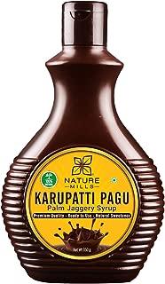 NatureMills Natural Palm Jaggery Syrup - 350g