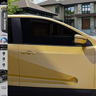 Gila XLB242 Xtreme Limo Black 2,5 % VLT Autofenstertönung DIY Blendkontrolle UV Blockierung 61 x 198,1 cm