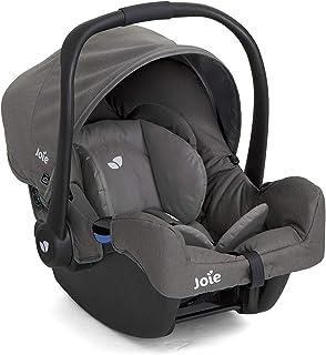 Joie(ジョイー) シートベルト固定 Joie ベビーシート ジェム フォギーグレー 0か月~ (1年保証) 38002