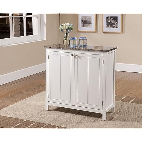 Coffee Station Cabinet: Amazon.com