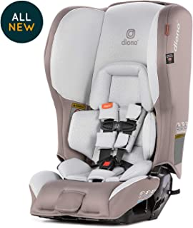 Diono Rainier 2AX Convertible Car Seat, Grey