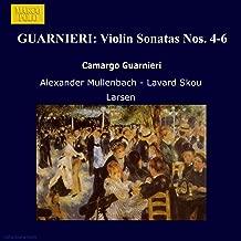 Guarnieri: Violin Sonatas Nos. 4-6