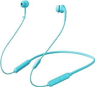 233621 Wave Bluetooth 5.0 Wireless Neckband Headphones, Lightweight Sport Earphones, IPX5 Sweatproof, 15 Hours Playtime, D...