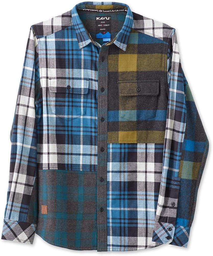 KAVU Mens Ranking TOP9 Latest item Howdoyoudo Shirt