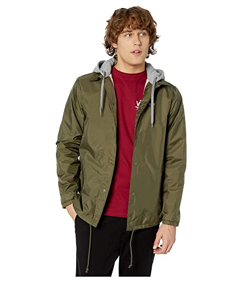 0d12208c57a Vans Riley Jacket at Zappos.com