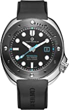 CRAFTER BLUE Hyperion Ocean 600M Swiss Made Automatic Men's Watch Diver