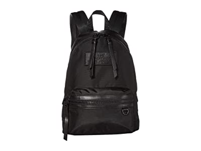 Marc Jacobs The DTM Medium Backpack (Black) Backpack Bags
