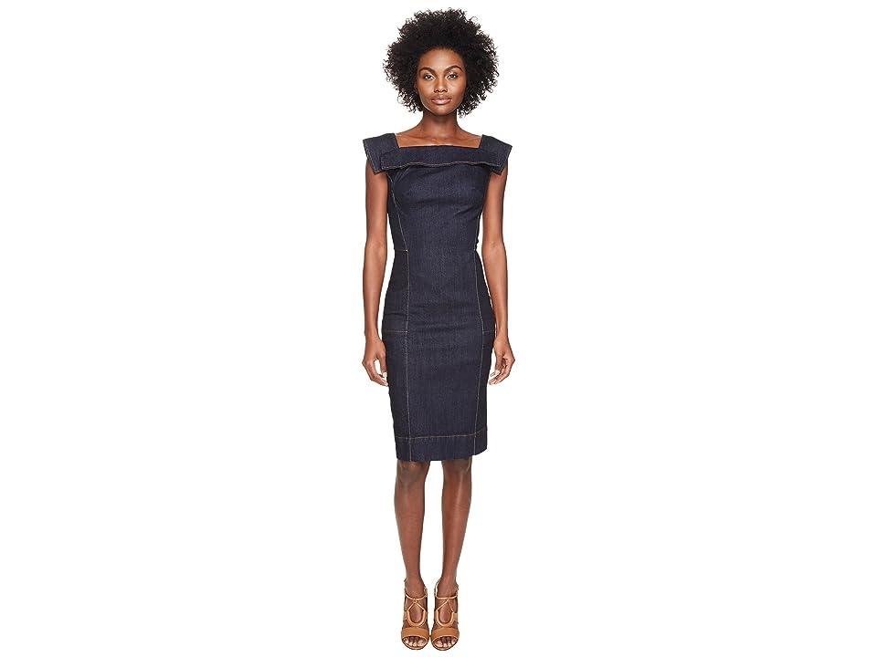 Vivienne Westwood Bettle Dress (Blue Denim) Women