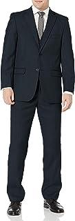 Men's 3 Piece Notch Lapel Classic Fit Suit