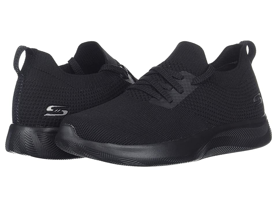 BOBS from SKECHERS Bobs Squad 2 (Black/Black) Women