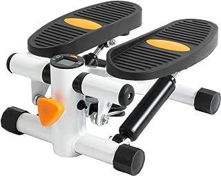 【Amazon限定ブランド】プリマソーレ(primasole) ミニステッパー デジタルカウンター付き 静音滑らか油圧シリンダー