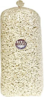 Gourmet White Popped Popcorn 80 oz. Bash Bag (Bulk 18 Gal. 288 Cups.)