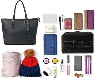 Felt Fabric Purse Handbag Organizer Insert Bag for Tote Bag Handbag